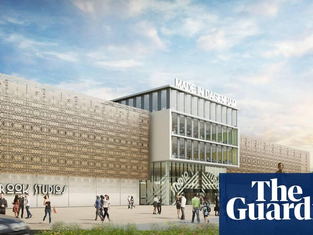 Plans for £110m London film studios on hold because of 'Brexit uncertainty'