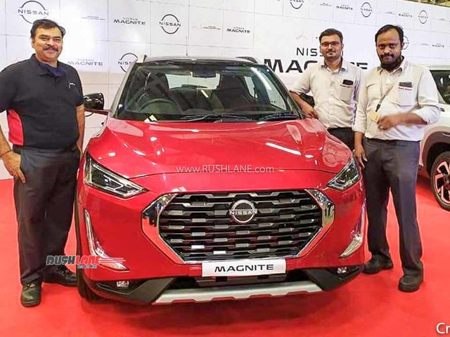 Nissan Magnite Production Starts – First Photos From Plant In Chennai
