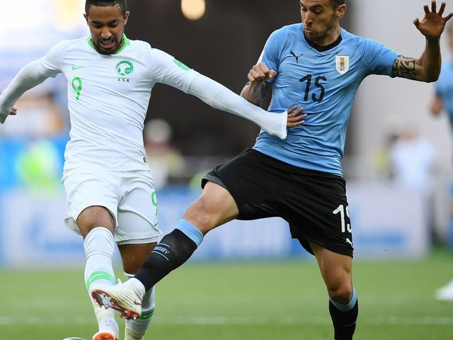 Matias Vecino helps lead Uruguay to second World Cup win