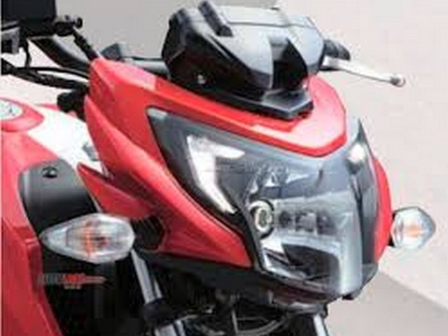 TVS Apache RTR 160 V4 BS6 Spied On Test
