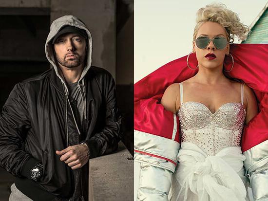 """Pink Joins Forces With Eminem For """"Revenge"""""""