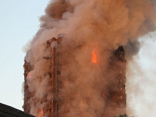 Grenfell Tower council to be interviewed over MANSLAUGHTER