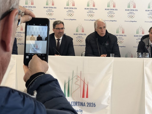 Milan Cortina 2026 referendum ruled out because claimed so many Italians support it