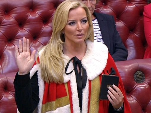 DAILY BRIEFING: Michelle Mone returns to lingerie industry
