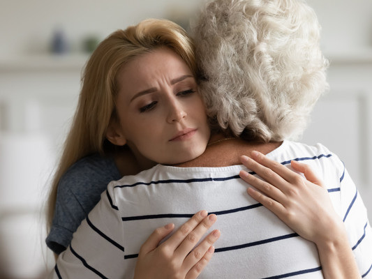 Over half of family carers report a decline in mental health during pandemic