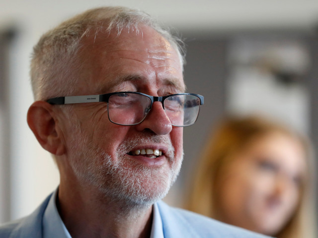 Jeremy Corbyn betrays voters as he declares he would back Remain over No Deal in a second referendum