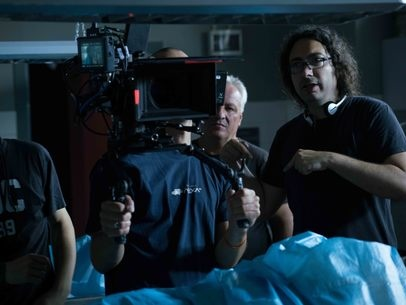 """""""Direction is done well when all shots have intention and are working the motions like the actors."""" - Meet director Héctor Hernández Vicens"""