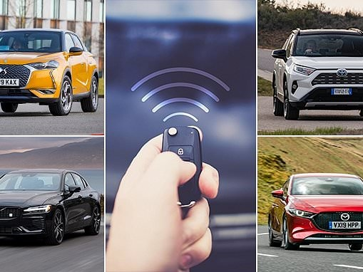New cars that are susceptible to keyless theft named by security experts