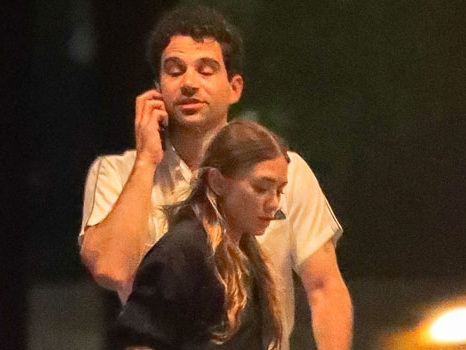 Ashley Olsen Seen On Rare Date With BF Louis Eisner After Hiking With A Beer & Machete