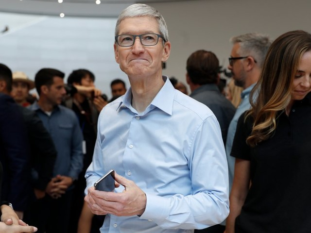 The big question for Apple is how many people are waiting for the iPhone X (AAPL)