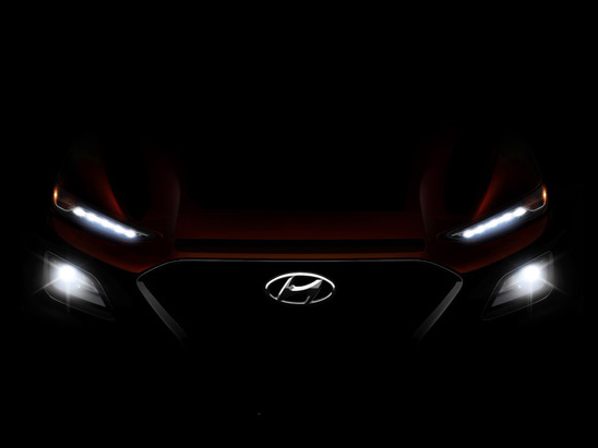 North American Version of Hyundai Kona Debuts Next Week