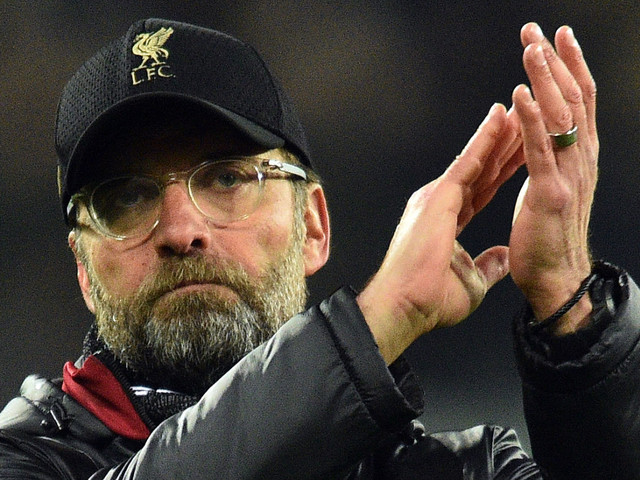 Jurgen Klopp: Liverpool and Man City title battle is like the film Highlander