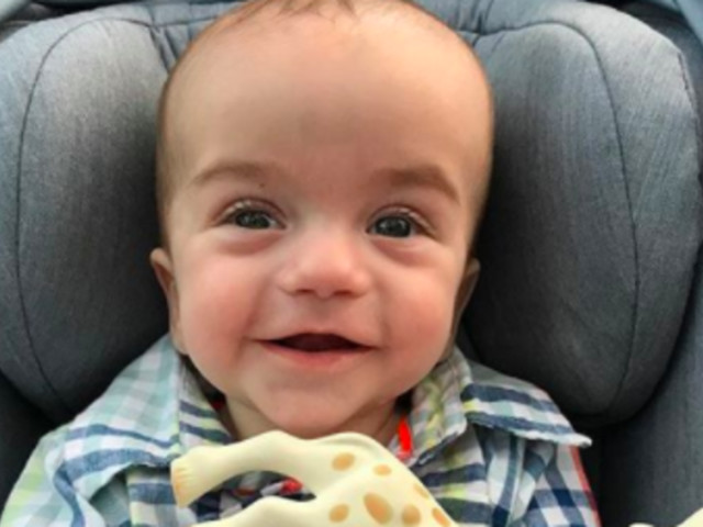 Jimmy Kimmel Shares Sweet Photo Of His 'Healthy And Happy' Son