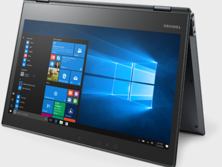 Toshiba's Protégé X20W-D Business Ultrabook Is Tough And Reliable