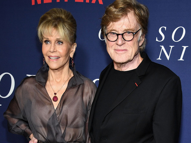 Jane Fonda Convinced Robert Redford To Star in 'Our Souls at Night' - Watch Here!
