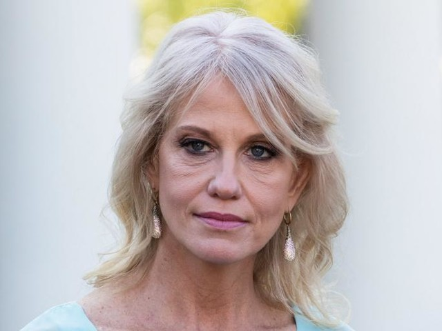 Kellyanne Conway Is a Partisan Show Horse