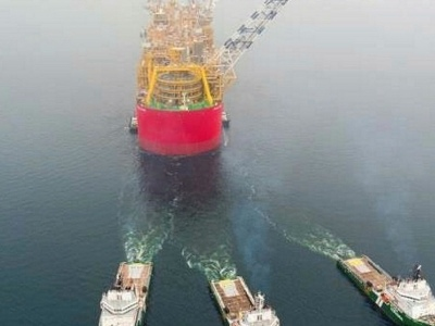 Shell Says First LNG Cargo From Floating Project Prelude Imminent