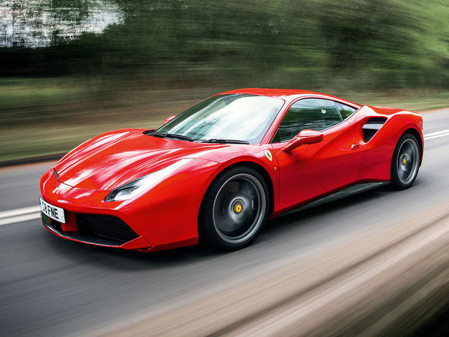 Ferrari raises UK car prices by up to 7% for 2018