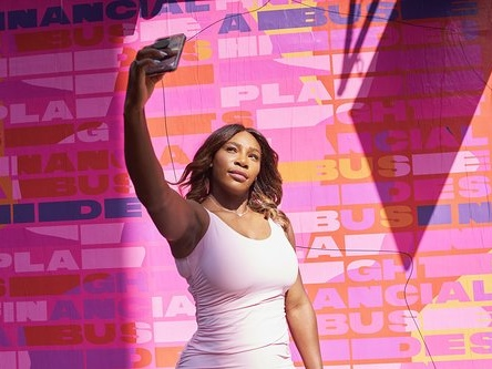 Allstate Foundation Purple Purse and Serena Williams Launch National Street Art Campaign
