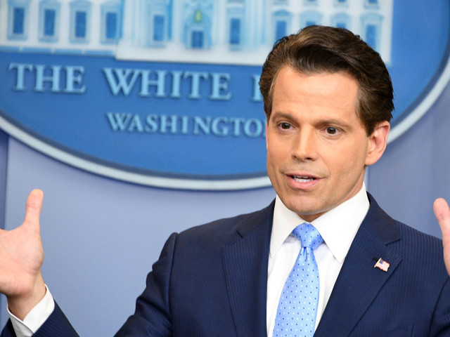 Twitter Is Already Trolling Scaramucci