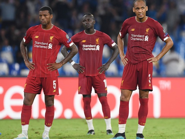 Napoli vs Liverpool: European champions fall short of their billing as the enthralling capriciousness of football costs Liverpool