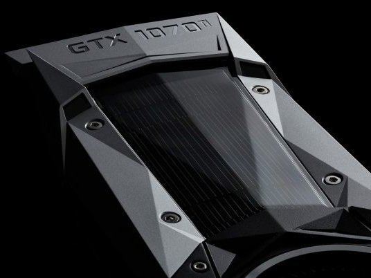 NVIDIA Unveils GeForce GTX 1070 Ti: $449, Available for Preorders Today