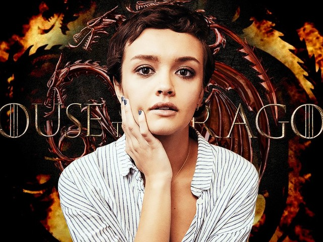 House of the Dragon: Olivia Cooke on Her Game of Thrones Prequel Character