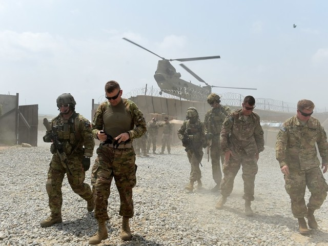 Trump announces new, but unspecified, American escalation in Afghanistan
