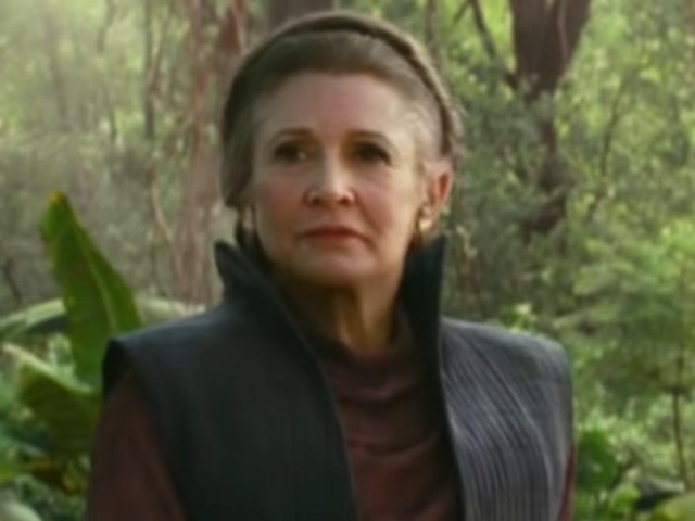 The 'Star Wars' team describes the challenge of bringing Carrie Fisher back to the screen one more time: 'It was a gigantic puzzle'