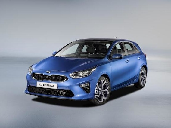 New Kia Ceed drops apostrophe but gains premium tech and smart new look