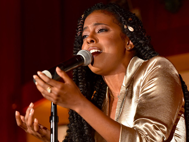 Adrienne Warren & Broadway's 'Tina' Cast Preview the Musical at Exclusive VIP Event