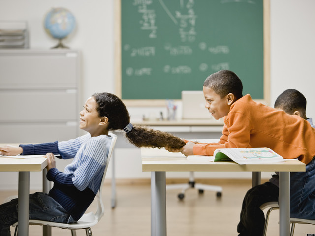Are Teachers Turning A Blind Eye To Bullying?