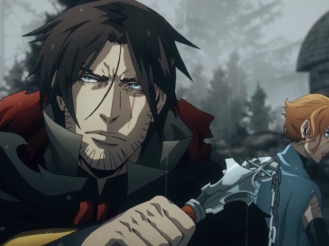 New Castlevania' Images Tease an Intense Conflict in Final Season of Netflix Series