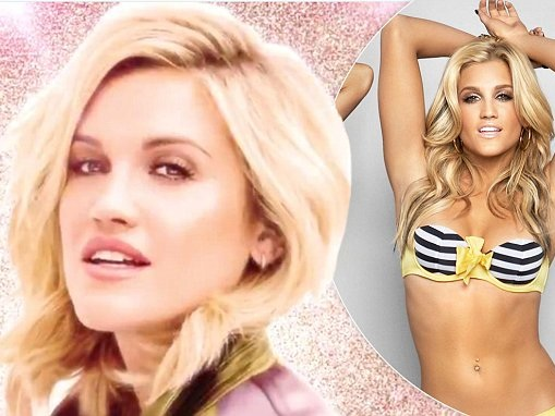 Strictly Come Dancing: Ashley Roberts CONFIRMED as ninth star