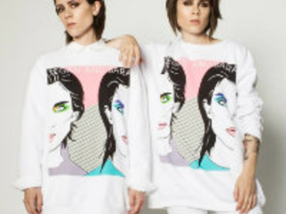 Tegan And Sara Post Video For Hayley Williams' Cover Of 'The Con' Track Nineteen