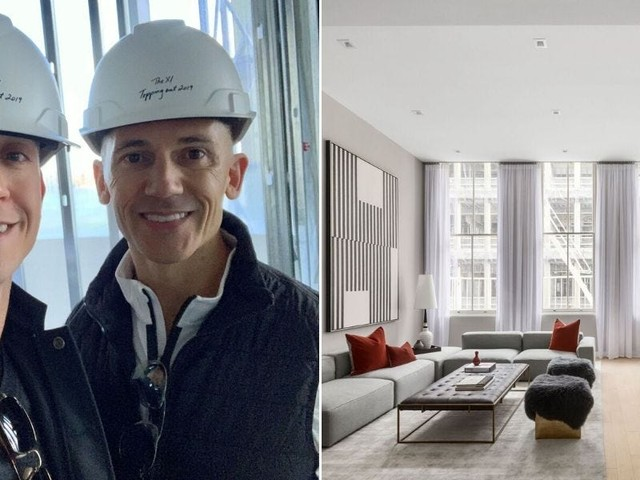 A couple looked at more than 40 apartments in New York City before finding their $4.9 million dream home