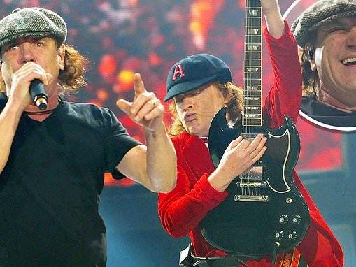 AC/DC set to tour Australia later this year with Brian Johnson