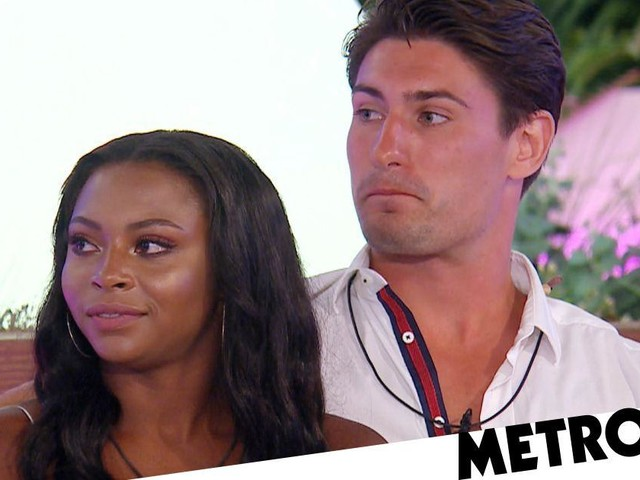 Love Island's Frankie hints he's moved in with Samira after dramatic reunion
