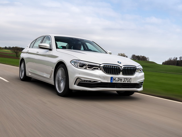 BMW Group Worldwide Sales Went up by 5.2 Percent in November
