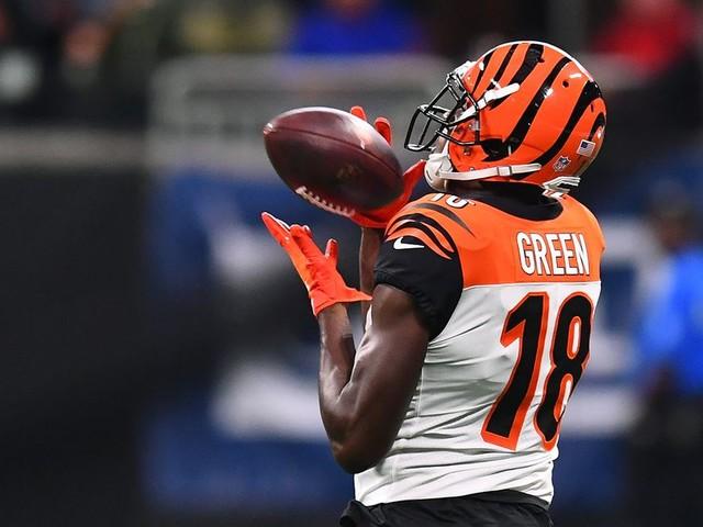 The Bengals' big-money rebuild depends on A.J. Green