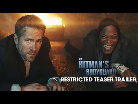 Ryan Reynolds & Samuel L. Jackson Try To Out-Motherfucker Each Other To Whitney Houston In Red Band First Trailer For The Hitman's Bodyguard!