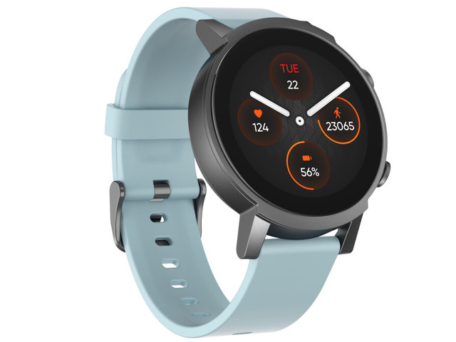 Another Snapdragon 4100 Wear OS watch finally released...by the same company that made the first