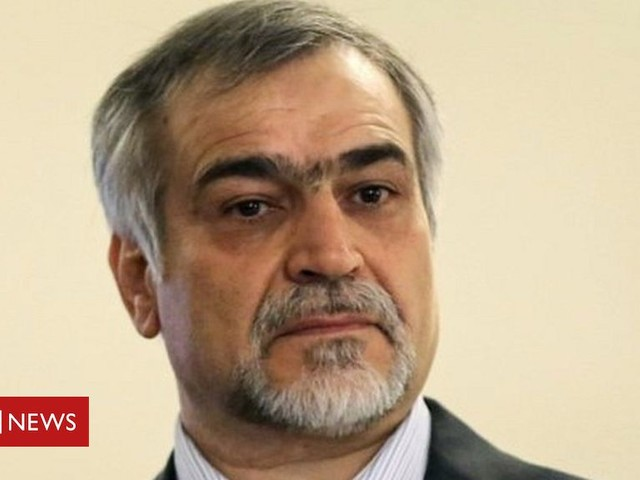 Hossein Fereydoun: Iranian president's brother begins prison term