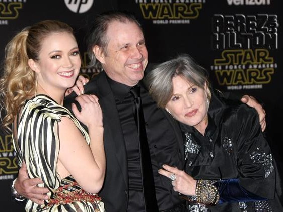 'Without Drugs, Maybe She Would Have Left Long Ago': Carrie Fisher's Siblings Respond To Toxicology Report