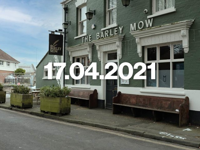 News, nuggets and longreads 17 April 2021: Beer gardens, Cloudwater, black IPA