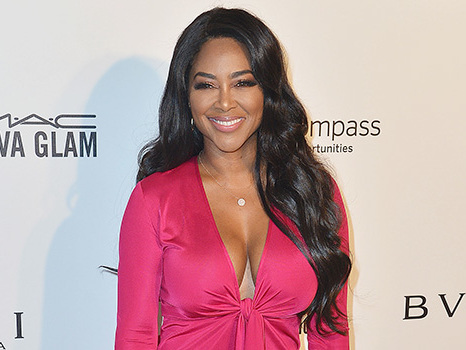Kenya Moore's 'Thrilled' To Be Returning To 'RHOA' — 'She Knows She's Good For TV'