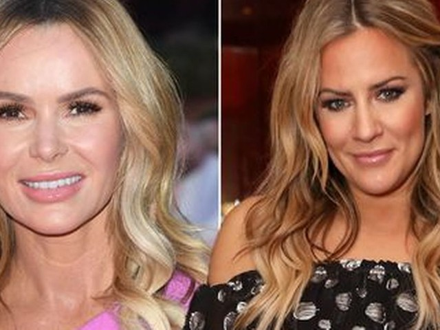 Amanda Holden says Caroline Flack was 'thrown to the dogs' in scathing Instagram post