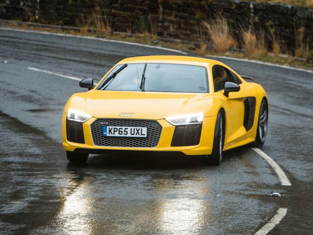The Autocar sports car World Cup - the eliminators