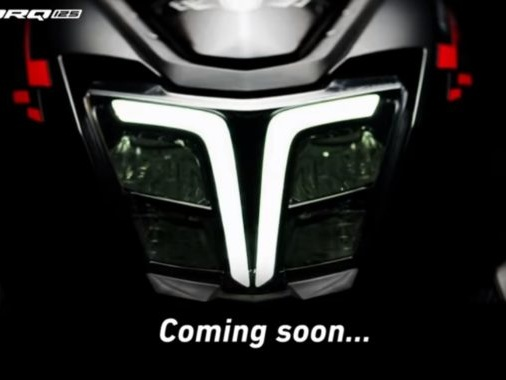 Next-Generation TVS NTorq 125 Teased With New LED Headlamp