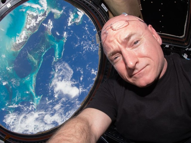 Astronaut Scott Kelly reveals the lessons he learned spending nearly a year in space that can help the rest of us cope with pandemic life